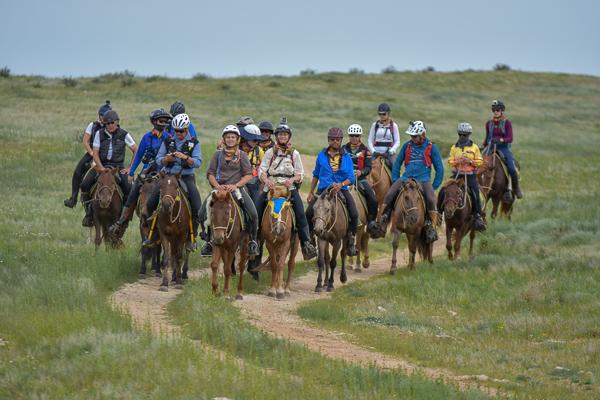 2018 Gobi Desert Cup Contestants
